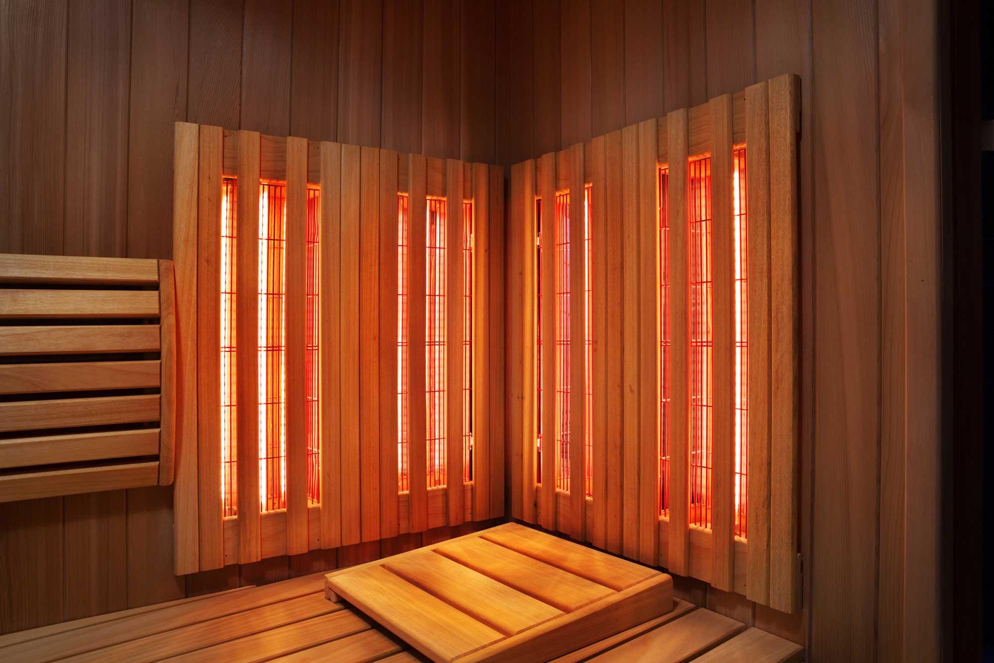 Sauna infrarossi Osmosi Treviso